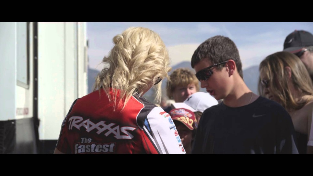 Courtney Force Talks About 2013 ESPN Body Issue