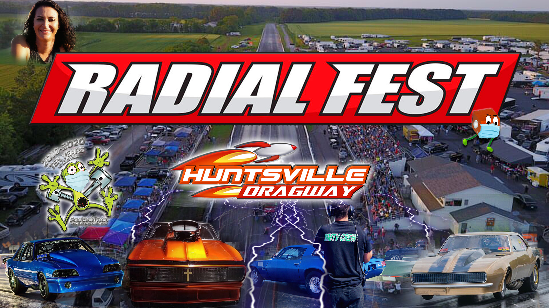 Radial Fest 2020 - SLATE