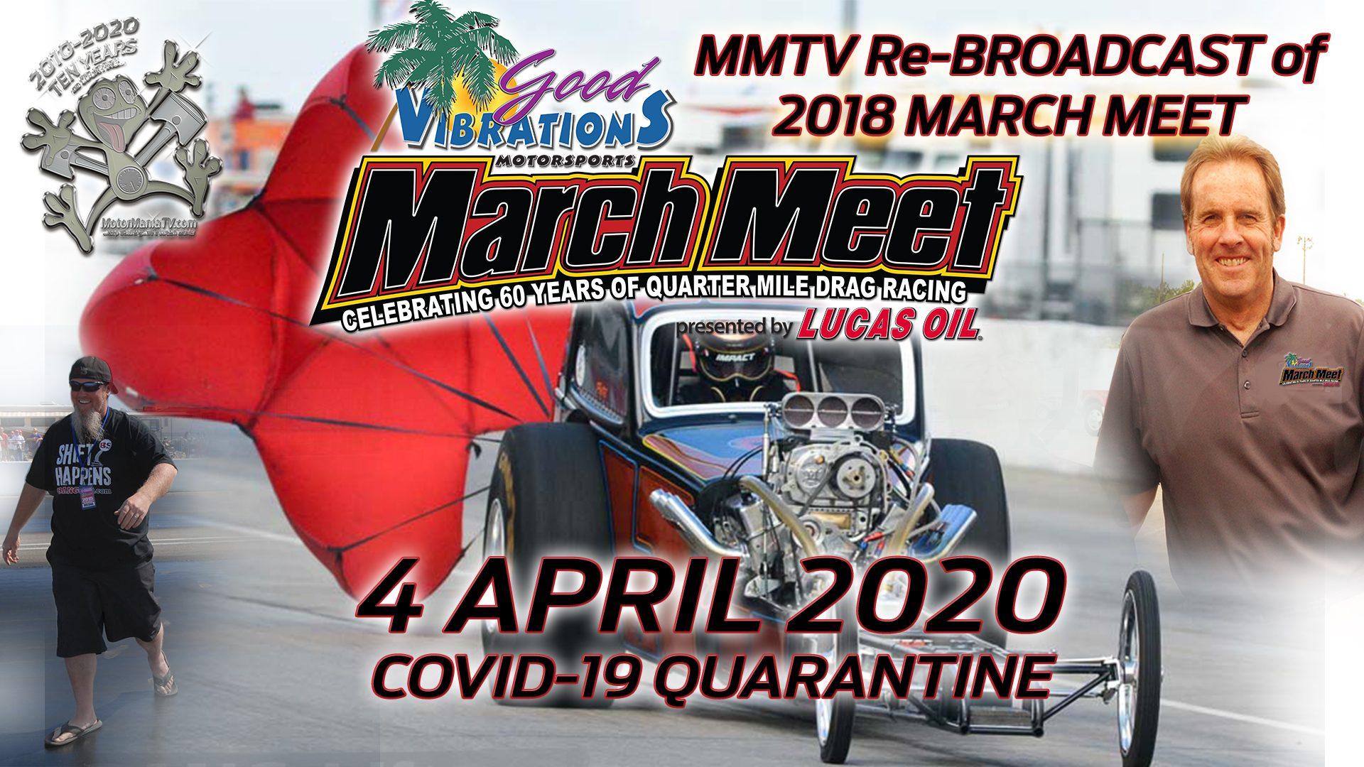 MarchMeet 2018 ReBroadcast