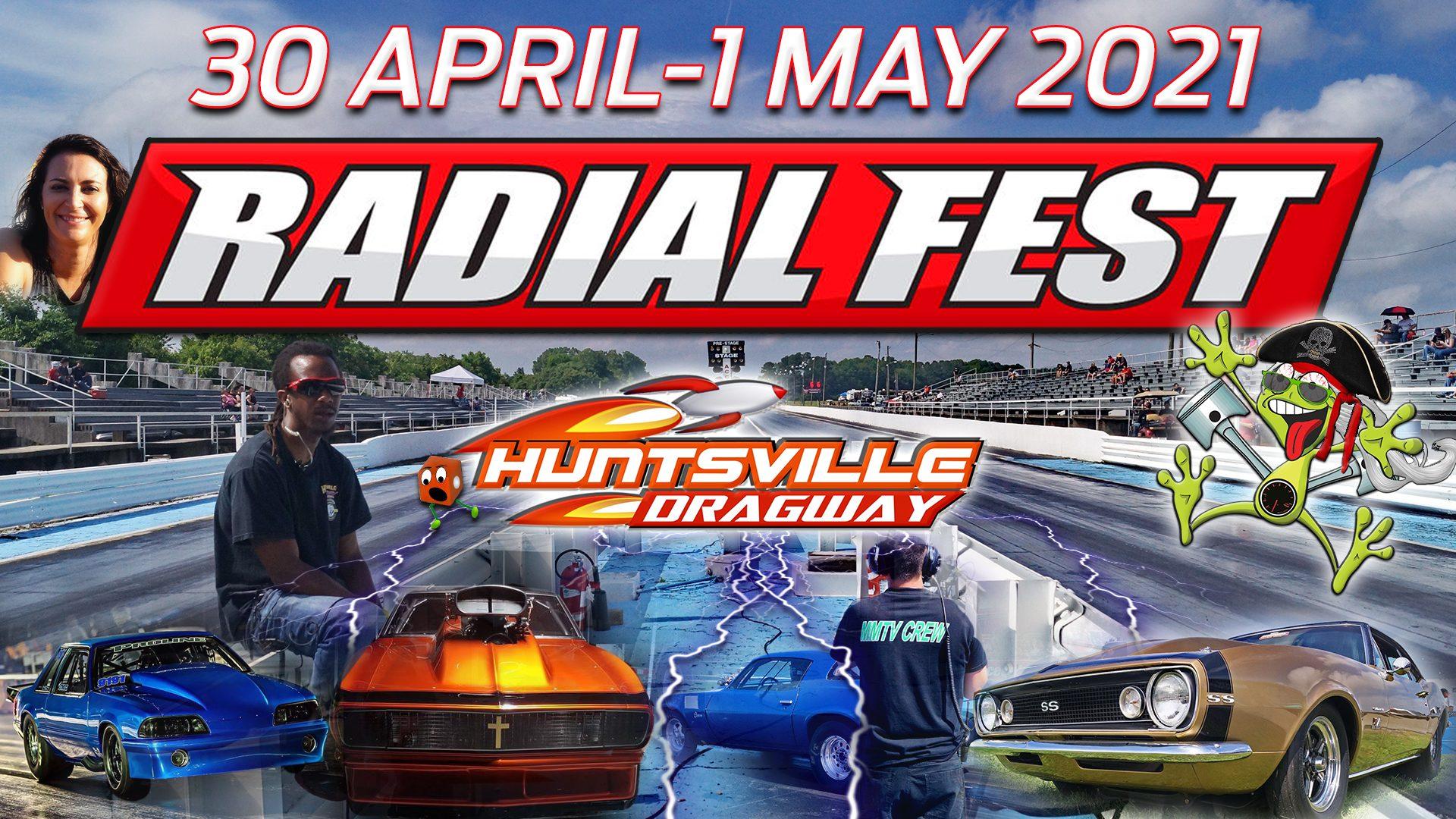 Spring RADIAL FEST 2021_SLATE