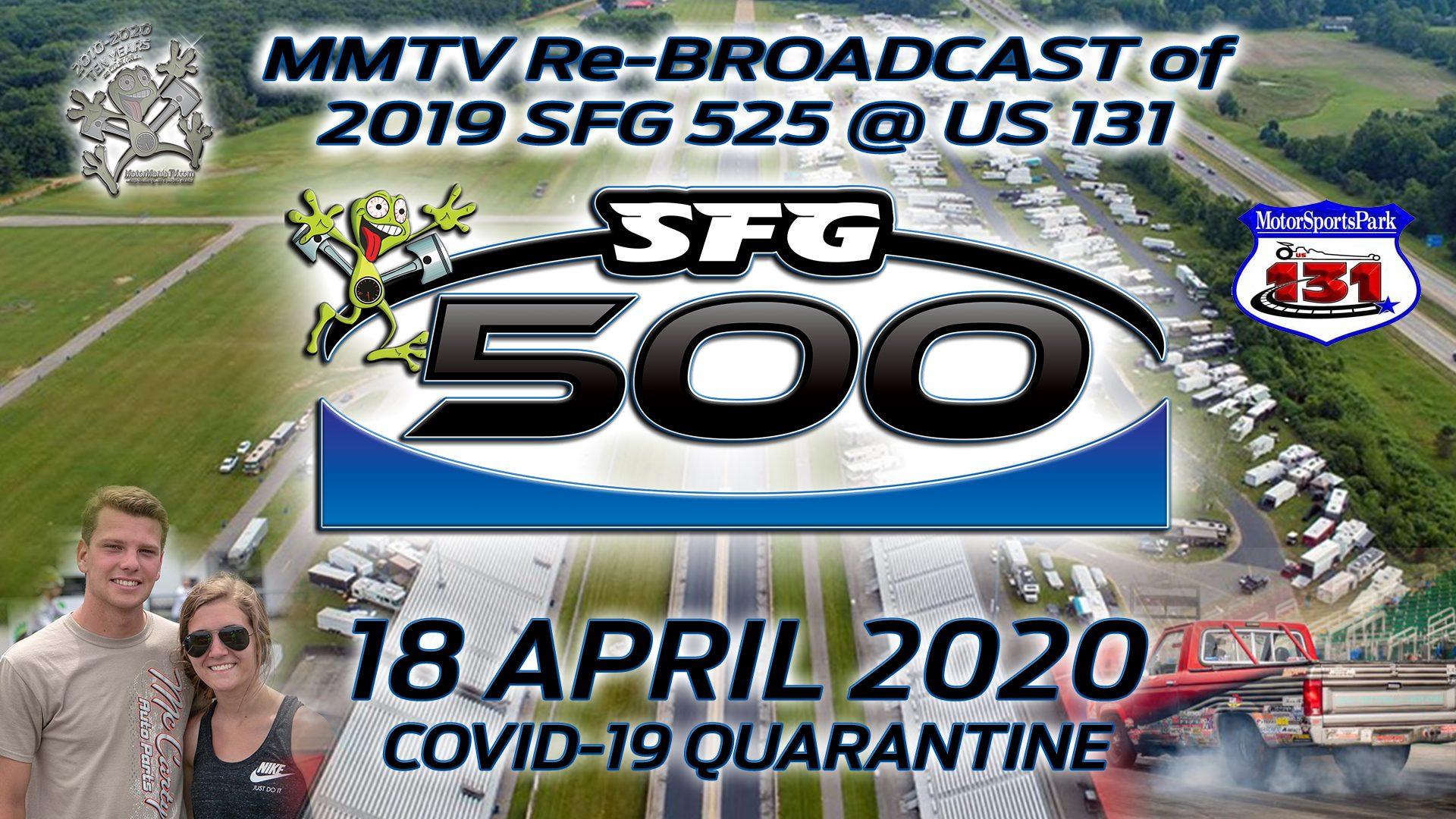 sfg500 ReBroadcast